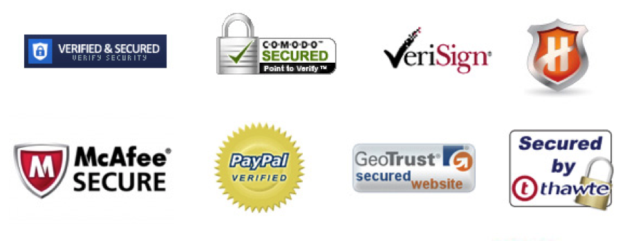 Website Trust Badges