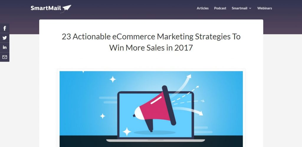 actionable ecommerce strategies