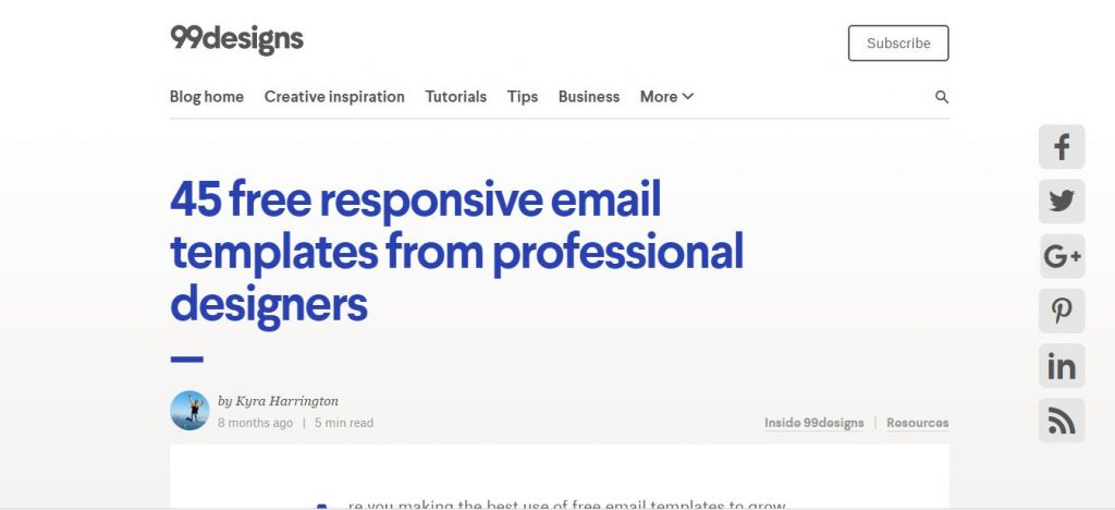 99designs email