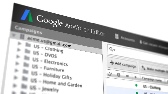 Google Adwords Editor Blog