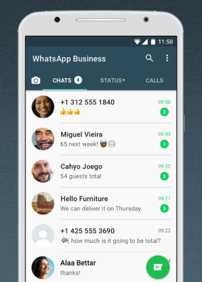 The WhatsApp Business App for SMEs | Spot Studio Digital